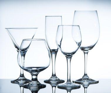 Home Bar Glassware Must Haves Hero